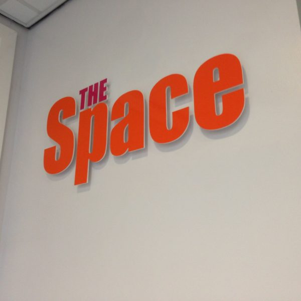 Space Graphic Solutions 3D Signage and Raised Lettering Signage Warwickshire Signage and Printing