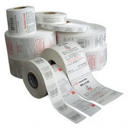 Space Graphic Solutions Warwickshire Sequentially Numbered Labels metal labels and vinyl labels