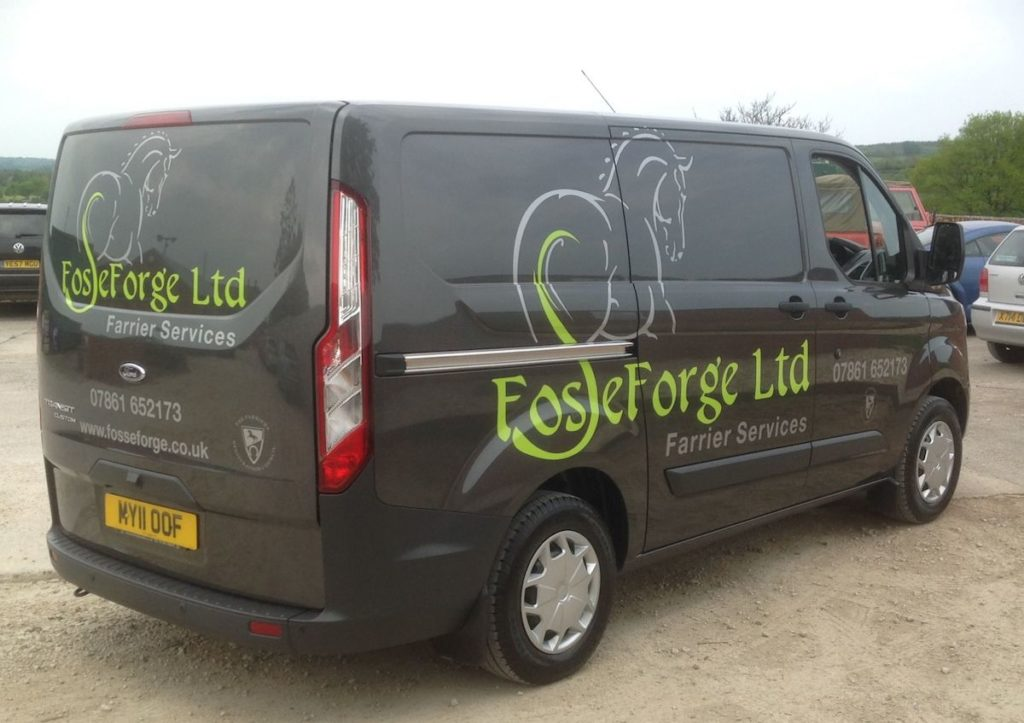 Space Graphic Solutions Vehicle Signage Gallery Warwickshire