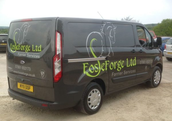 Fosse Forge Ltd.