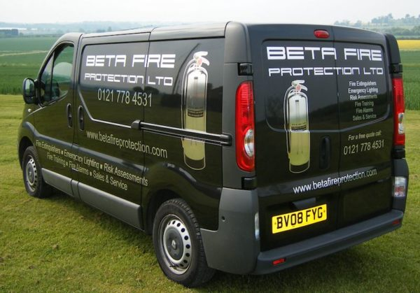 Beta Fire Protection Ltd