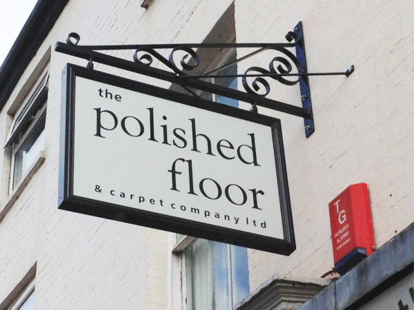 The Polished Floor