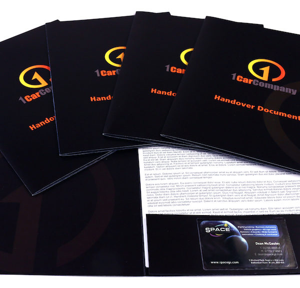 Space Graphic Solutions Warwickshire Commercial Printing 1 Car Company