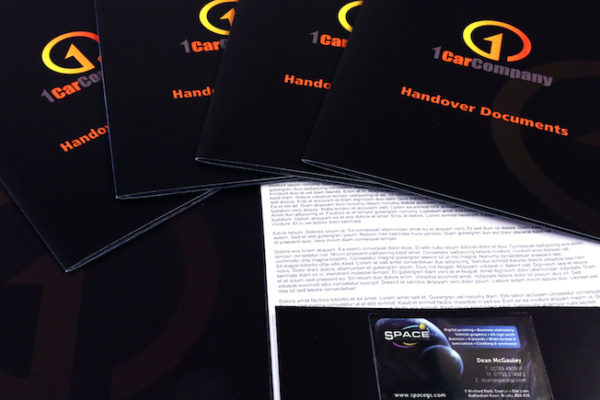 Space Graphic Solutions Digital Priniting and Promotional items Stratford upon Avon Warwickshire 1 Car Company