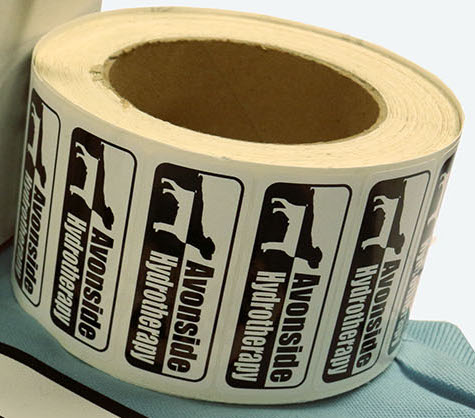 Space Graphic Solutions Warwickshire Printing Labels and vinyl labels